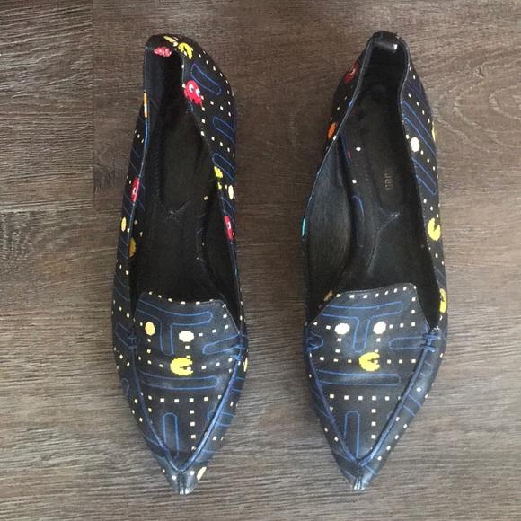 Nicholas Kirkwood Shoes - RARE! Nicholas Kirkwood Pac-Man Loafers